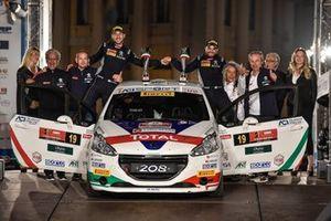 Tommaso Ciuffi, Nicolò Gonella, Peugeot 208 R2