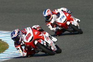 Yuki Kunii, Honda Team Asia et Ai Ogura, Honda Team Asia