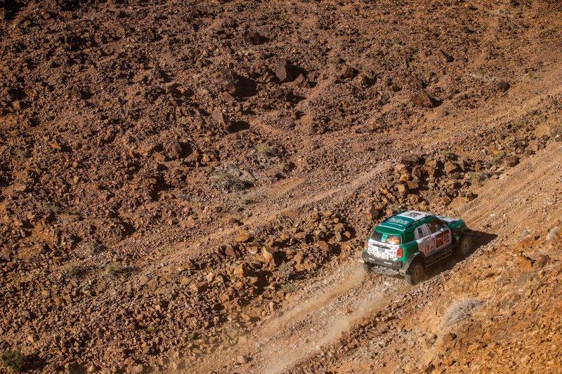 #324 X-Raid Mini: Yasir Seaidan, Kuzmich Alexy