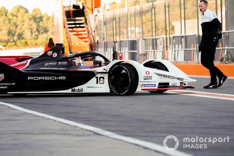Neel Jani, Tag Heuer Porsche, Porsche 99x Electric