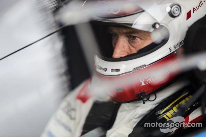 #5 Phoenix Racing Audi R8 LMS: Frank Stippler