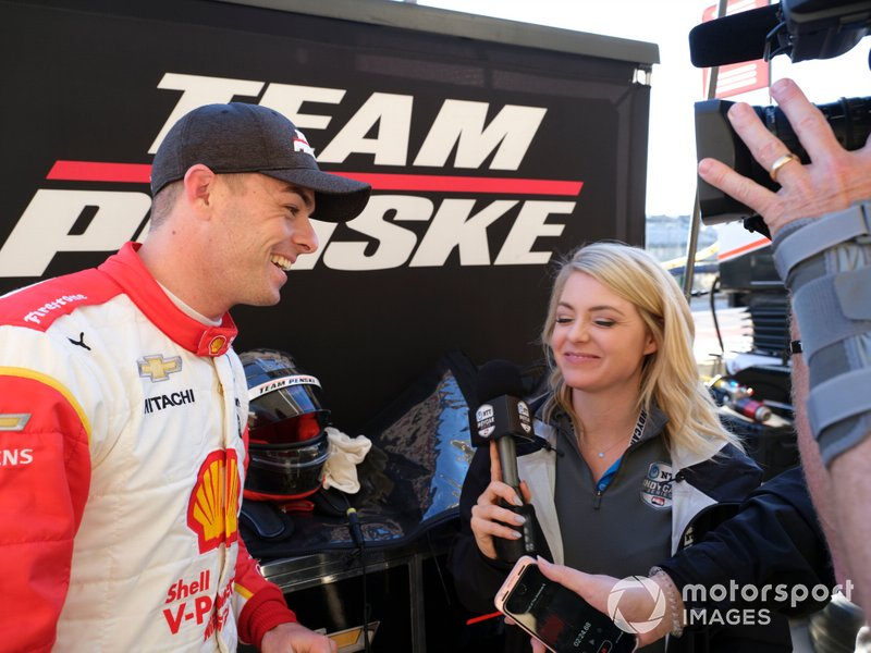 Scott McLaughlin, Team Penske Chevrolet