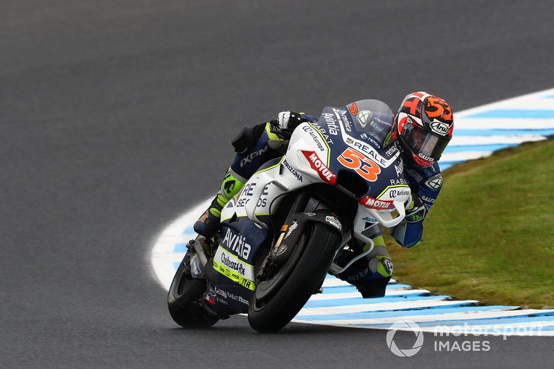 21 - Tito Rabat, Avintia Racing