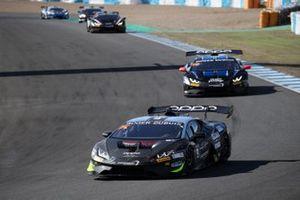 #9 Huracan Super Trofeo Evo, Target Racing: Davide Venditti, Alberto Di Folco