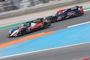 #39 Graff Oreca 07 Gibson: Tristan Gommendy, Alexandre Cougnaud, Jonathan Hirschi, #32 United Autosports Ligier JSP217 Gibson: Ryan Cullen, Alex Brundle, William Owen