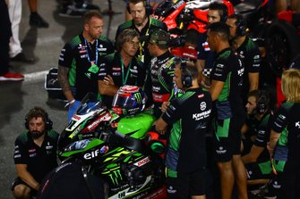 Ron Leon Haslam, Kawasaki Racing Team, Leon Leon Haslam, Kawasaki Racing Team
