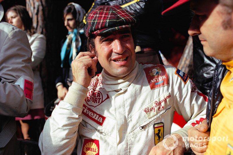 Zandvoort 1971: Clay Regazzoni