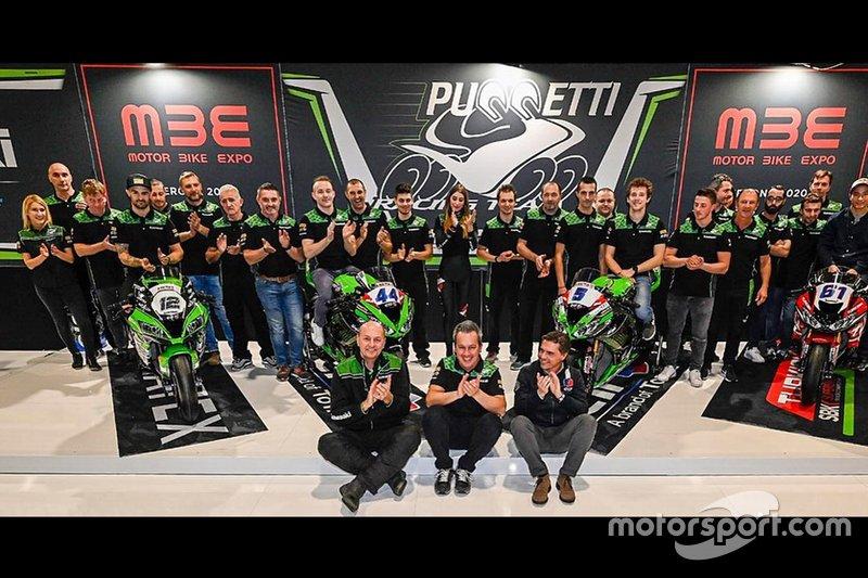 Livrea Puccetti Racing 2020