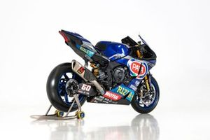 Bike of Michael van der Mark, Pata Yamaha