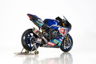 Moto di Michael van der Mark, Pata Yamaha
