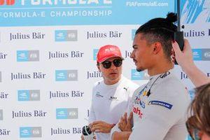 Felipe Massa, Venturi Formula E, Pascal Wehrlein, Mahindra Racing