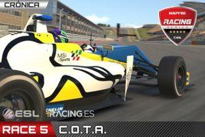 Imagen de las ESL Racing MAPFRE