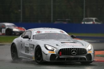 #209 Mercedes AMG-GT4, Nova Race Events: Marchetti-Mantori