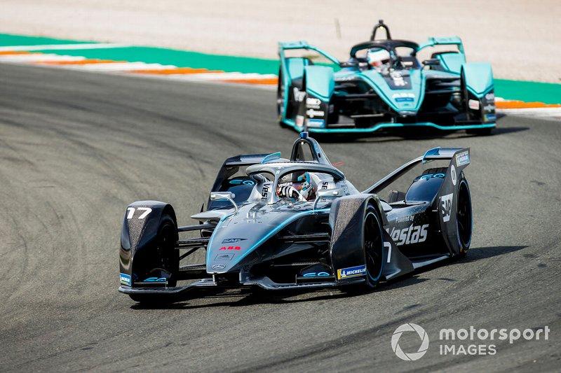 Nyck de Vries, Mercedes Benz EQ, EQ Silver Arrow 01 James Calado, Jaguar Racing, Jaguar I-Type 4