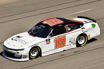 Robby Lyons II, JD Motorsports, Chevrolet Camaro Sunwest Construction