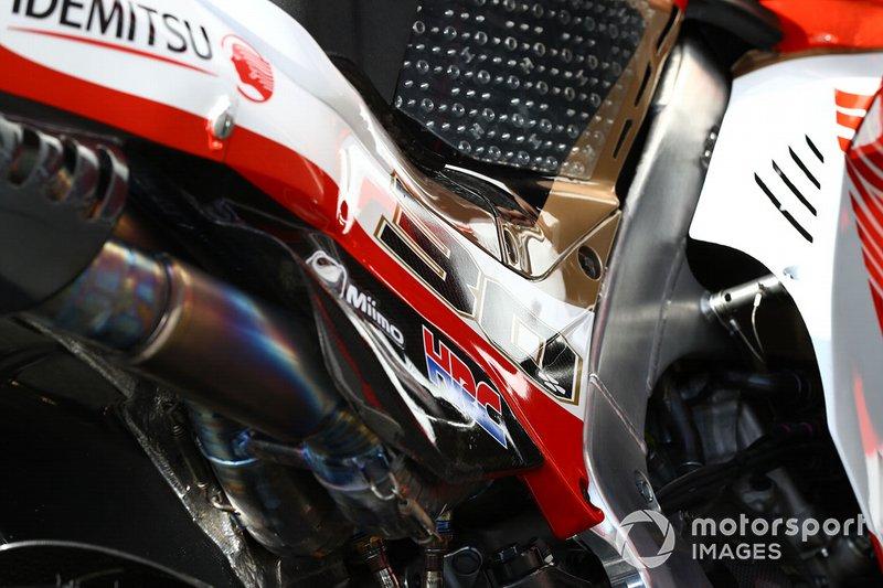 Мотоцикл Honda RC213V Такааки Накагами, LCR Honda Idemitsu