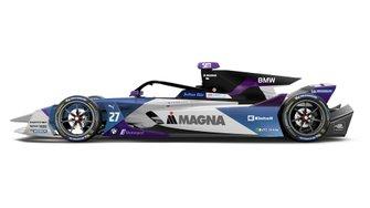 BMW i Andretti Motorsport Gen2 EVO