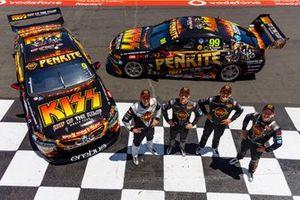 David Reynolds, Anton De Pasquale, Luke Youlden, Will Brown, Erebus Motorsport