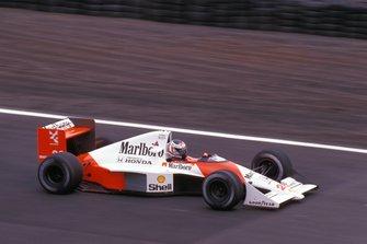 Gerhard Berger, McLaren MP4/5B