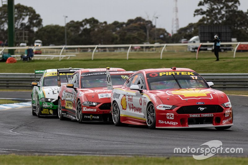 Scott McLaughlin, Alexandre Prémat, DJR Team Penske Ford