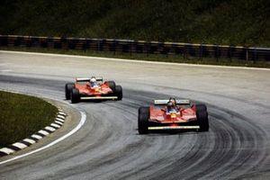 Жиль Вильнёв и Джоди Шектер, Ferrari 312T5