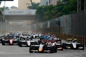 Start zum F3-Qualifikationsrennen in Macau 2019
