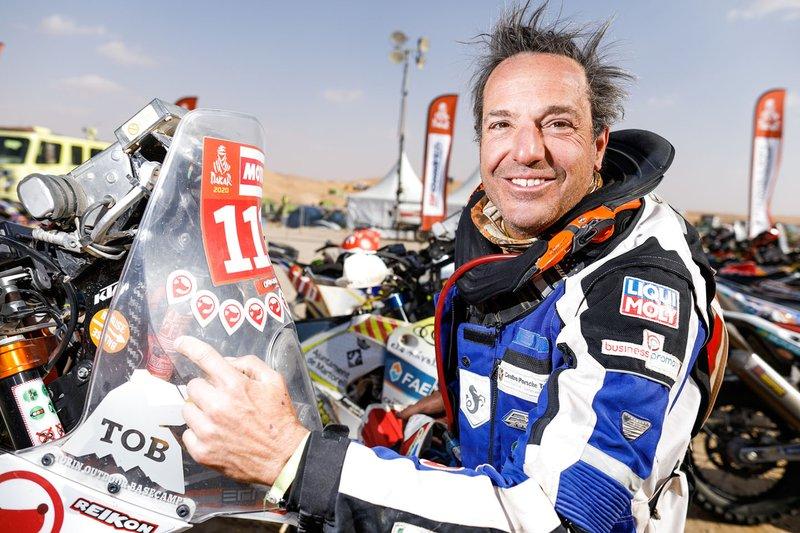 #111 KTM: Cesare Zacchetti