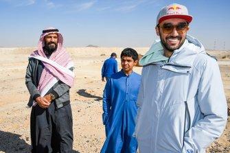 El Príncipe Abdul Aziz bin Turki Al-Faisal, presidente de la Autoridad General de Deportes
