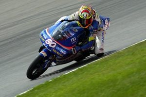 Hector Barbera al GP di Germania del 2003
