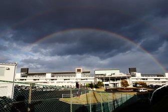 Suzuka circuit rainbow