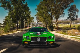 #8 Bentley Team M-Sport Bentley Continental GT3: Alex Buncombe, Oliver Jarvis, Sebastian Morris