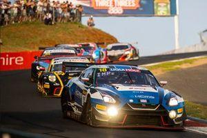 #18 KCMG Nissan GTR Nismo GT3: Joao Paulo De Oliveira, Edoardo Liberati, Alexandre Imperatori