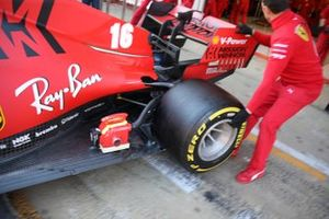 Ferrari SF1000 detail