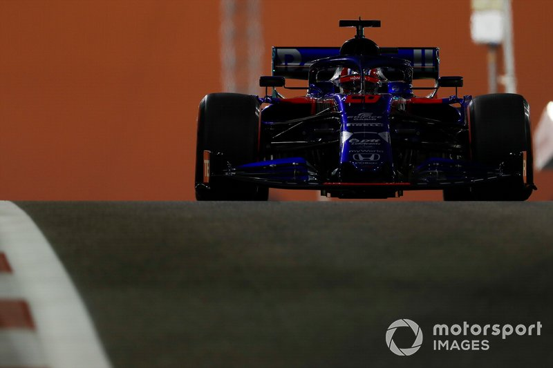 Daniil Kvyat, Toro Rosso: 8 puan