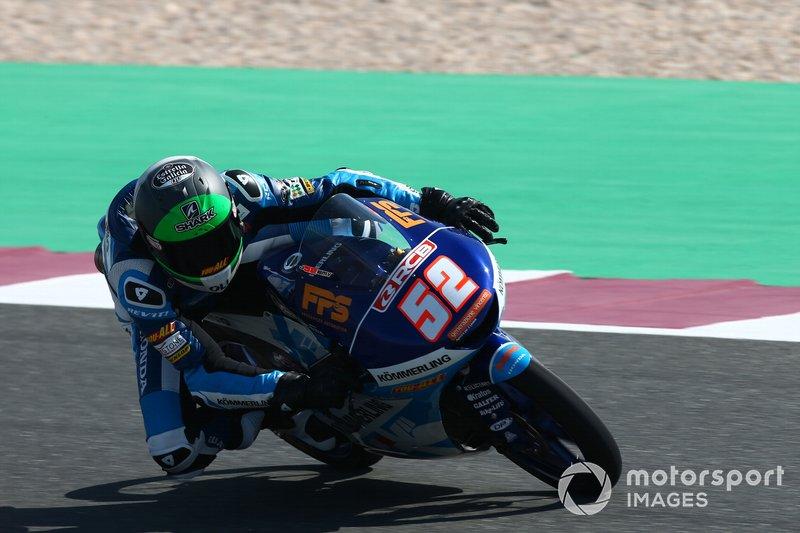 #52 Jeremy Alcoba, Gresini Racing