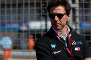 Toto Wolff, husband of Susie Wolff, Team Principal of Venturi