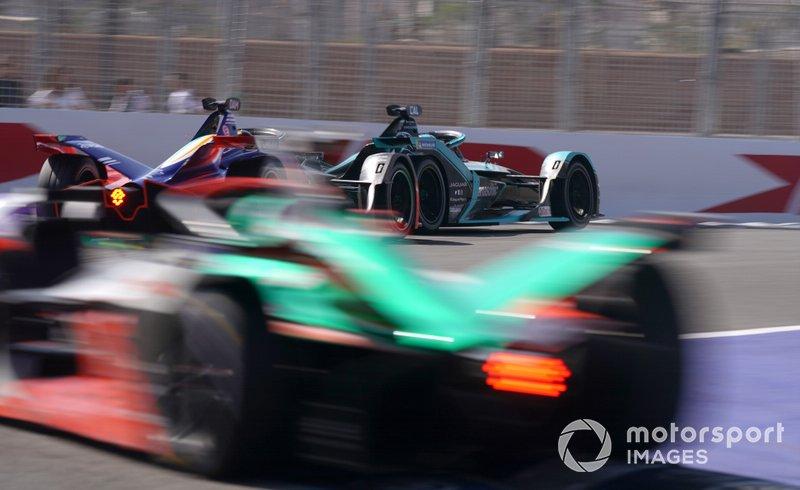 James Calado, Jaguar Racing, Jaguar I-Type 4 Jérôme d'Ambrosio, Mahindra Racing, M6Electro