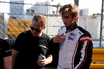 Ferdinand Habsburg, ART Grand Prix with Jamie Campbell-Walter