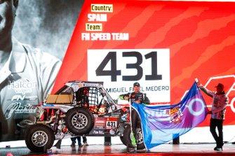Хуан Мигель Фидель Медеро и Хуан Сильва, FN Speed Team, Can-Am X3 (№431)