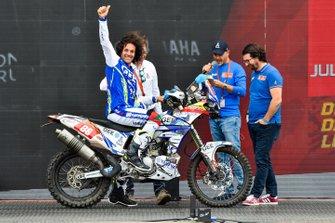 #86 Yamaha: Julian Jose Garcia Merino