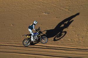 #4 Monster Energy Yamaha Rally Team: Adrien Van Beveren