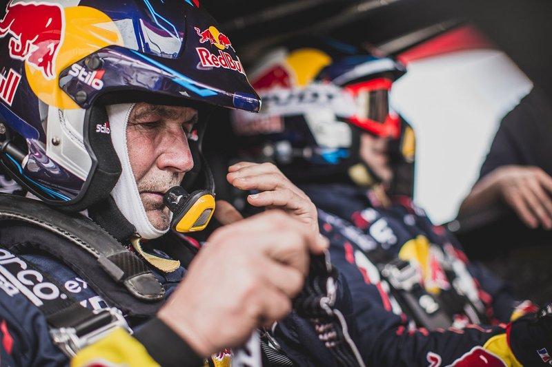 #403 Red Bull Off-Road Team USA OT3: Mike Horn