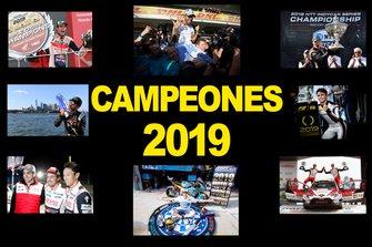 Campeones 2019 España