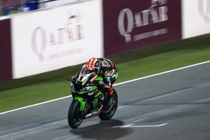 Pole position pour Jonathan Rea, Kawasaki Racing Team