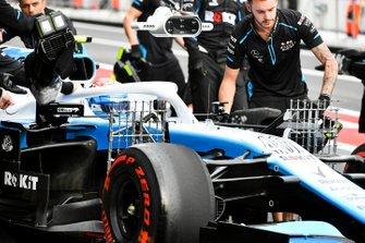 Nicholas Latifi, Williams FW42