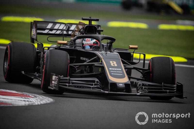За четыре Гран При, проведенных командой Haas в Мексике, ни разу ни один из пилотов этой команды не смог пройти в квалификации дальше первого сегмента