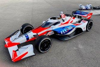 Design von DragonSpeed für die IndyCar-Saison 2020
