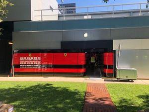Scuderia Ferrari misafirhanesi
