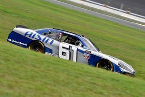 Austin Hill, Hattori Racing Enterprises, Toyota Supra AISIN