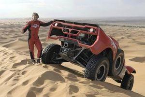 Carlos Checa, con MD Rallye Sport al Dakar 2022